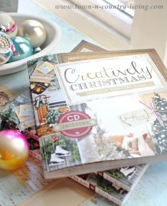 My Home in Creatively Christmas Book and Giveaway!