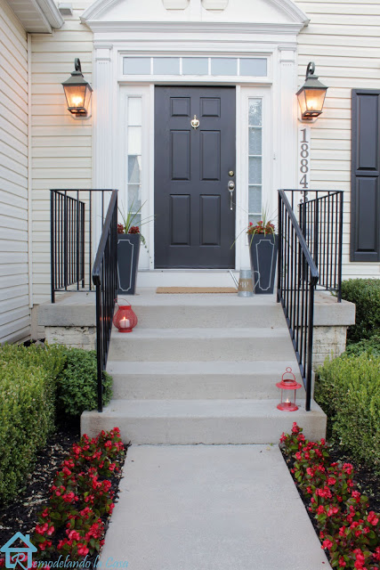 Traditional Front Entry