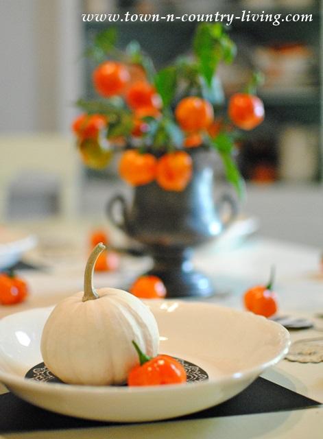 Halloween Table