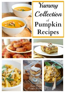 Yummy Collection of Pumpkin Recipes