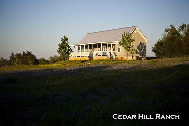 The Ranch House at Cedar Hill Farmhouse