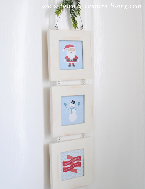 Free Christmas printables to create whimsy and charm for your holiday decor