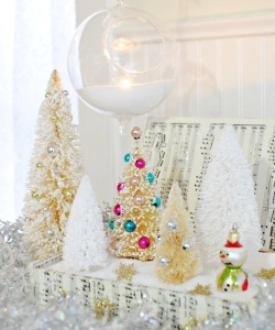 Christmas Decor from Thrifty Find