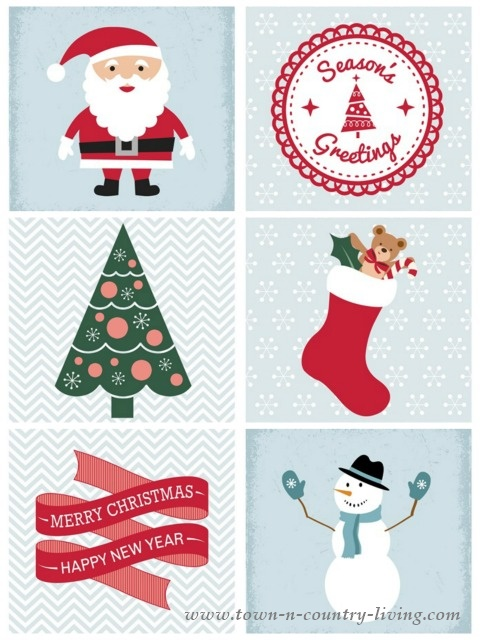 Hilaire image throughout printable christmas images