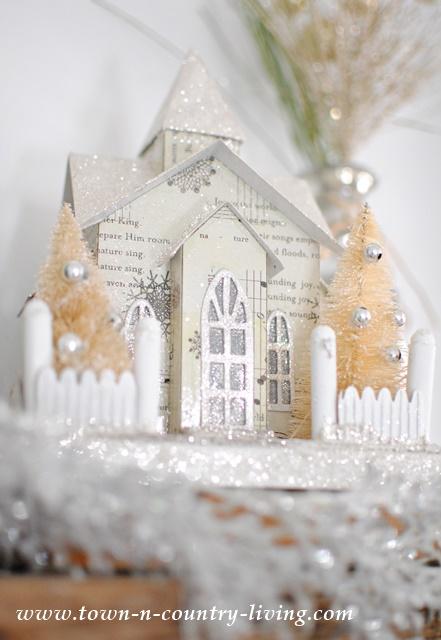 Glitter Putz Church