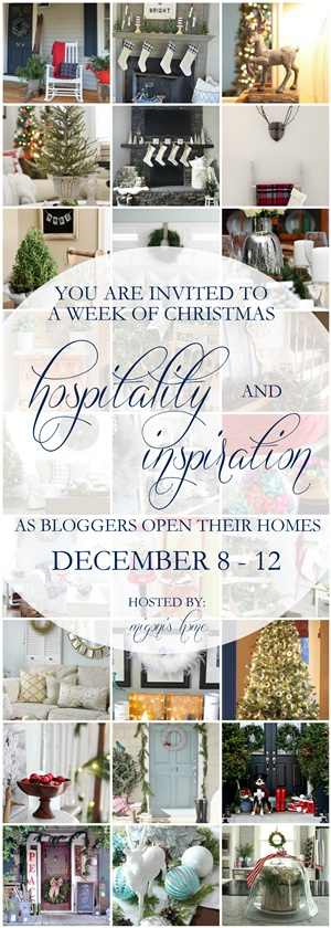 A Week of Christmas Home Tours