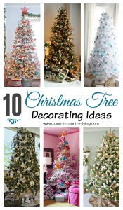 Christmas Tree Decorating Ideas ~ Part One