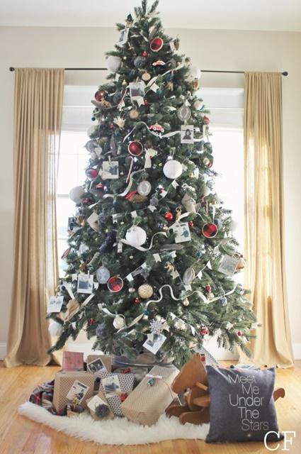 12 Christmas Tree Examples