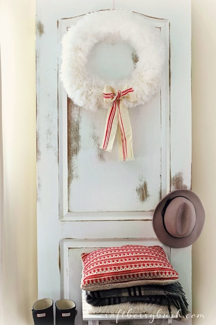 Christmas Wreath Ideas Town Amp Country Living
