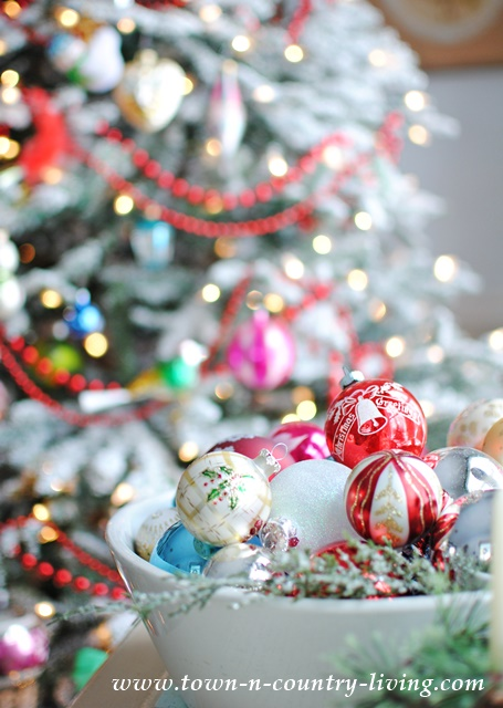 My Favorite Christmas Vignettes - My Favorite Christmas Vignettes - Town & Country Living