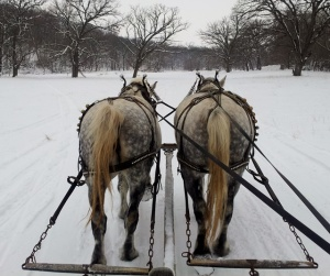 Christmas in Galena, Illinois