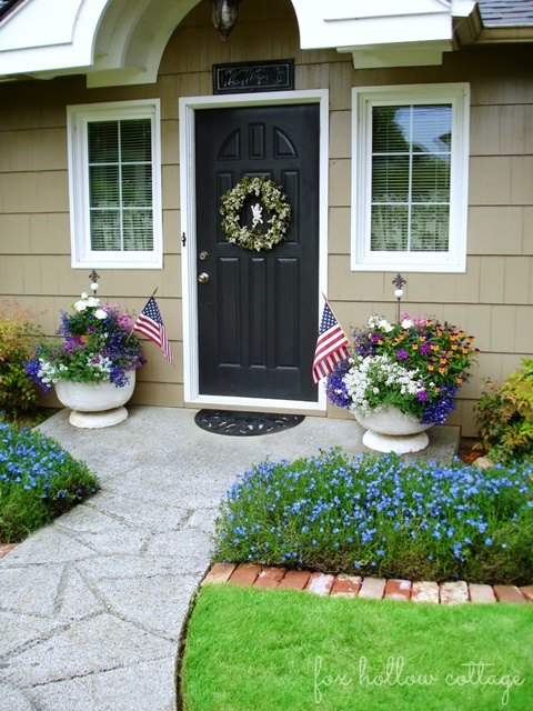 Charming Cottage Entry Way - step inside and see the full tour