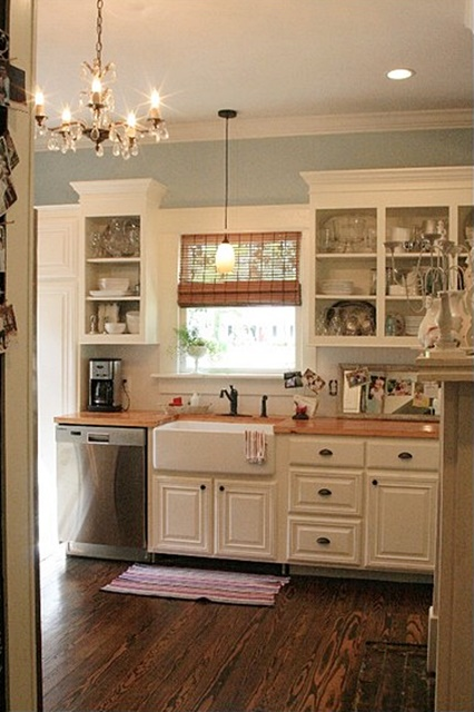 Charming Home Tour ~ Skies of Parchment - Town & Country ...