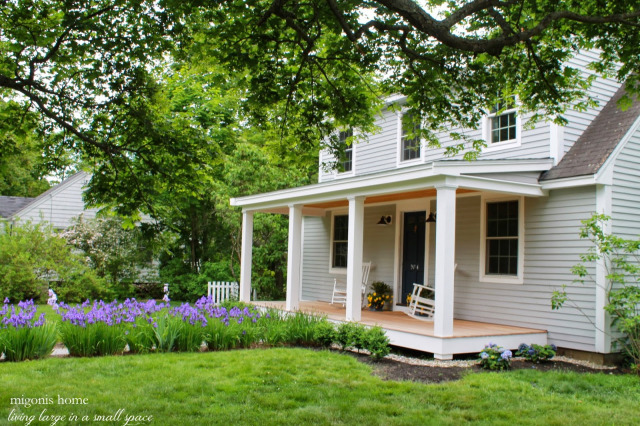 Cape Cod Home Exterior