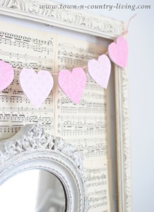 How to Make a Paper Heart Banner