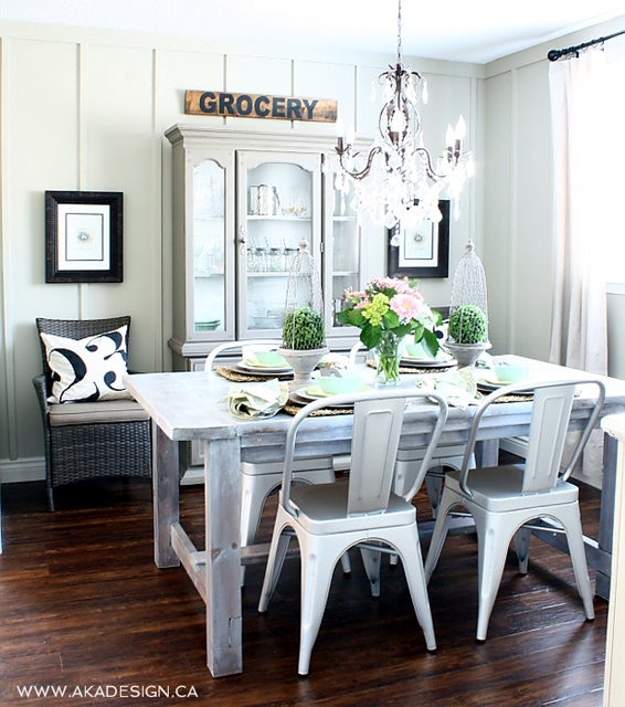 Charming Home Tour ~ AKA Design - Town & Country Living
