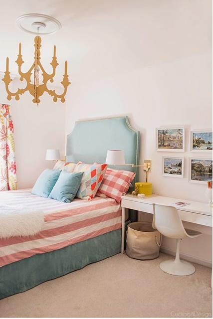 Charming Girl's Bedroom