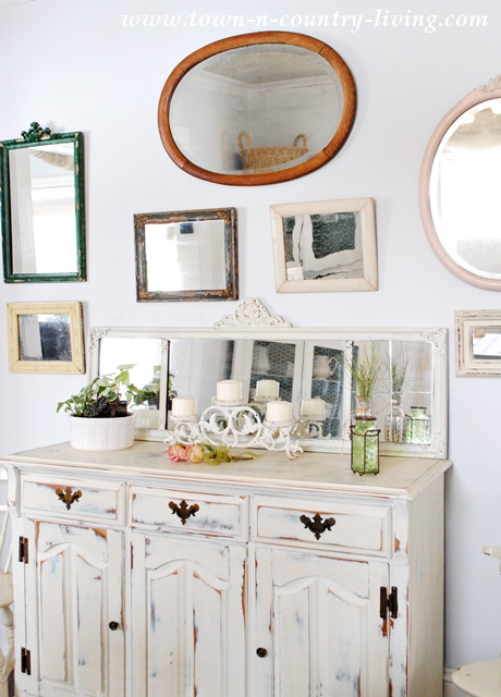 how to get perfectly clean mirrors