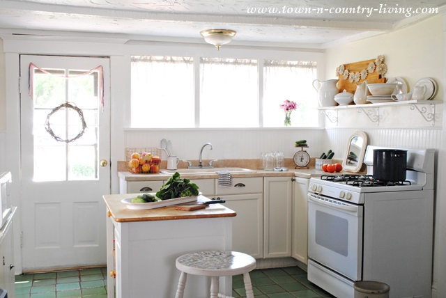 The American Kitchen Farmhouse Style Town Country Living
