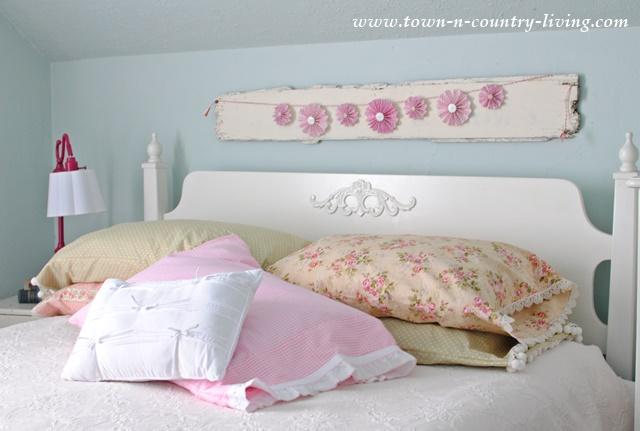 DIY Pillow Cases for the Spring Season