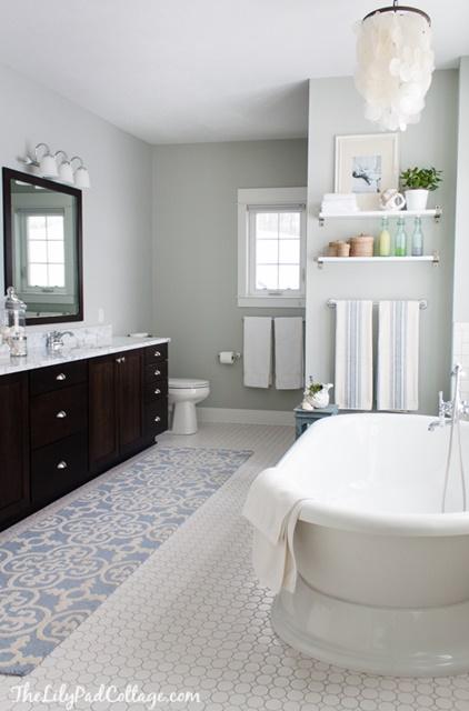 Beach Style Master Bathroom
