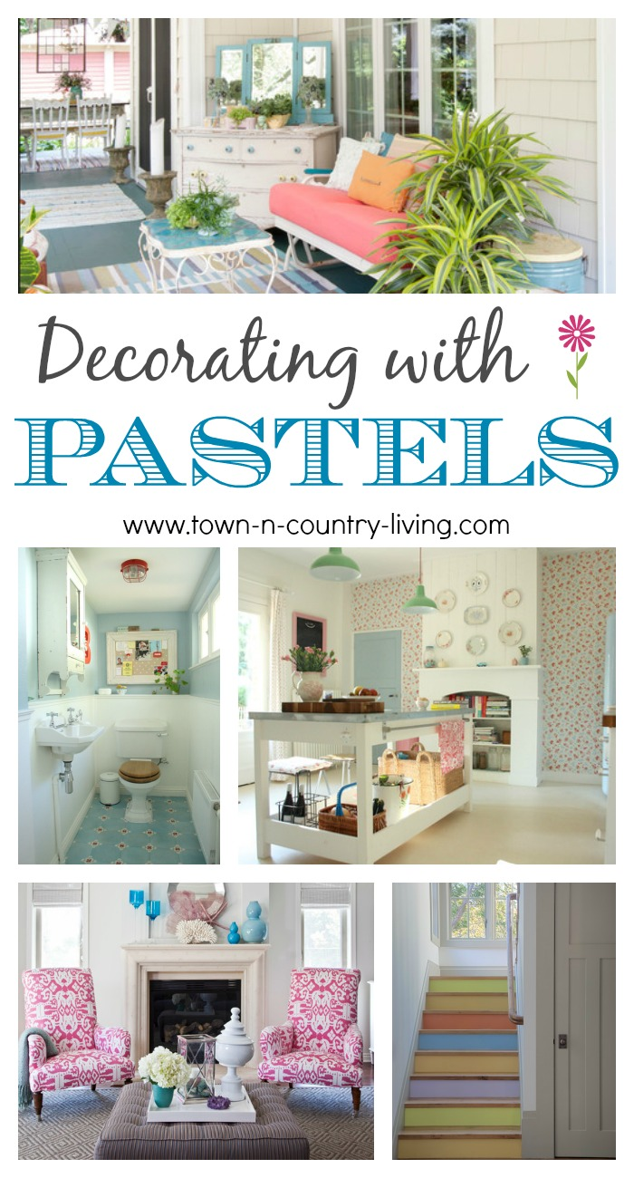Decorating With Pastels 12 Beautiful Examples