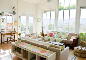 Charming Home Tour ~ Santa Ynez Cottage