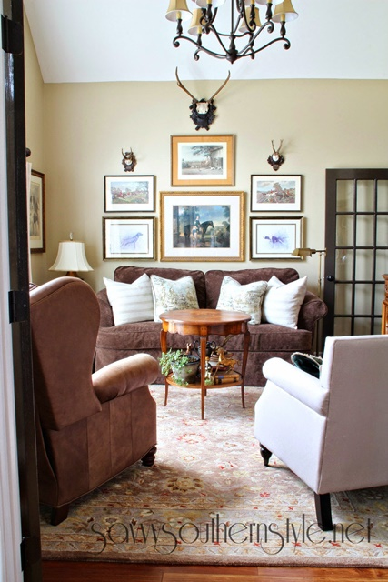 Charming Home Tour Savvy Southern Style Town Amp Country