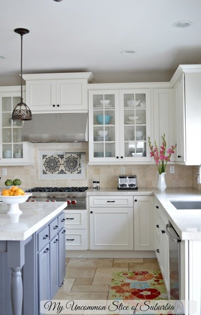 Modern Country Style Kitchen