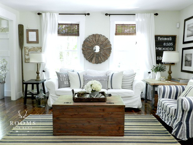 Inspirational Rooms From 13 Bloggers Town Amp Country Living