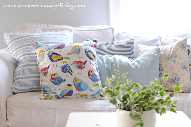 Spring Pillows from Home Goods