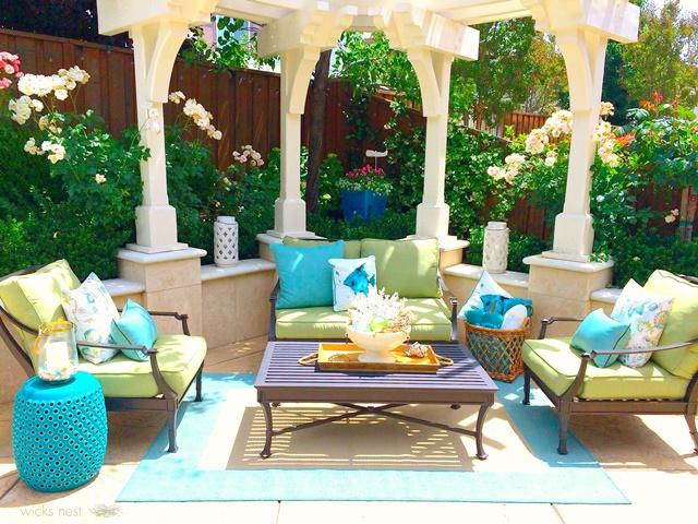 Courtyard for Outdoor Entertaining
