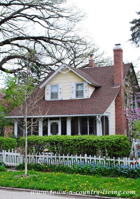 Historic Bungalow in St. Charles, Illinois