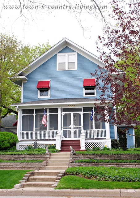 Charming older Home in St. Charles, Illinois