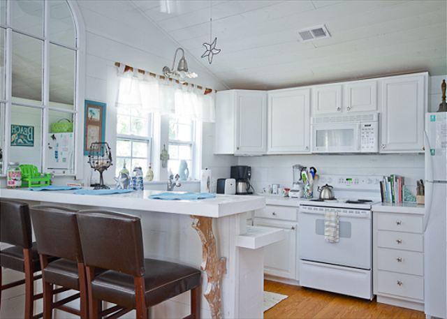 Cottage Coastal Style Kitchen