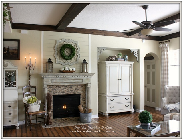 Pamela S Living Room Is Simply Breathtaking She And Hubby Recently