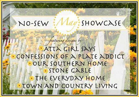 No-Sew Project Showcase