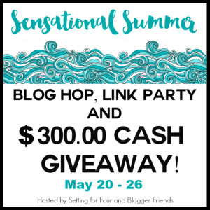 Outdoor Living Blog Hop and $300 Giveaway