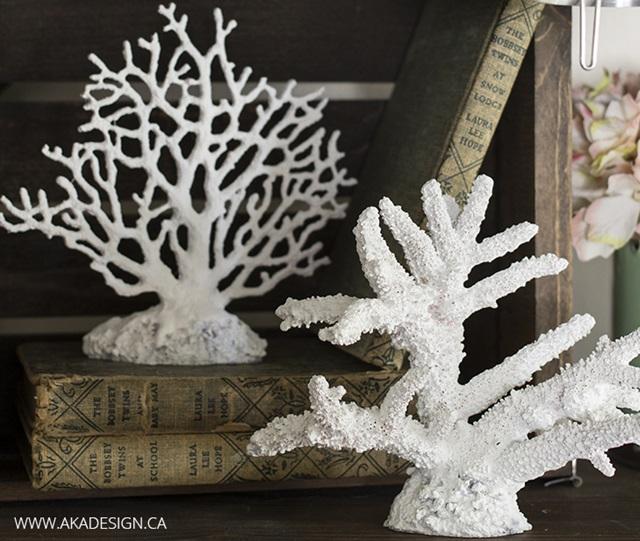 DIY Faux Coral by AKA Design