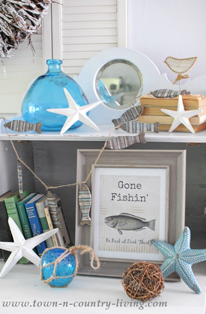 Gone Fishin Free Summer Printable