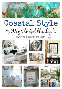 13 Ways to Add Coastal Style