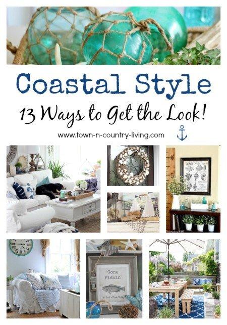 13 Ways to Add Coastal Style