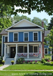 Tour of Historic Homes in Wheaton, Illinois