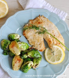 Broiled Tilapia Parmesan Recipe