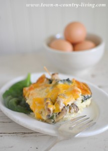 Egg and Hashbrown Casserole