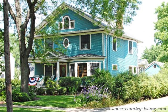Tour of Historic Homes in Wheaton, Illinois