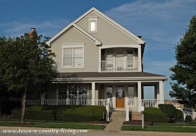 Tour of Village Homes in Geneva, Illinois in Mill Creek