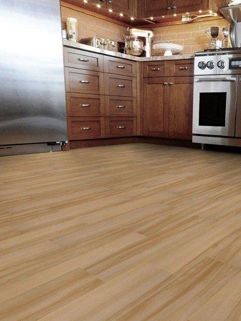 Seashell Flooring from GoHaus