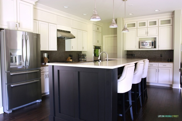 Traditional Kitchen in a Charming Home