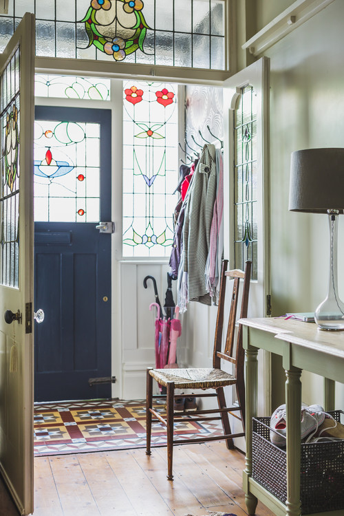 10 Stained Gl Ideas For Your Home Town Country Living